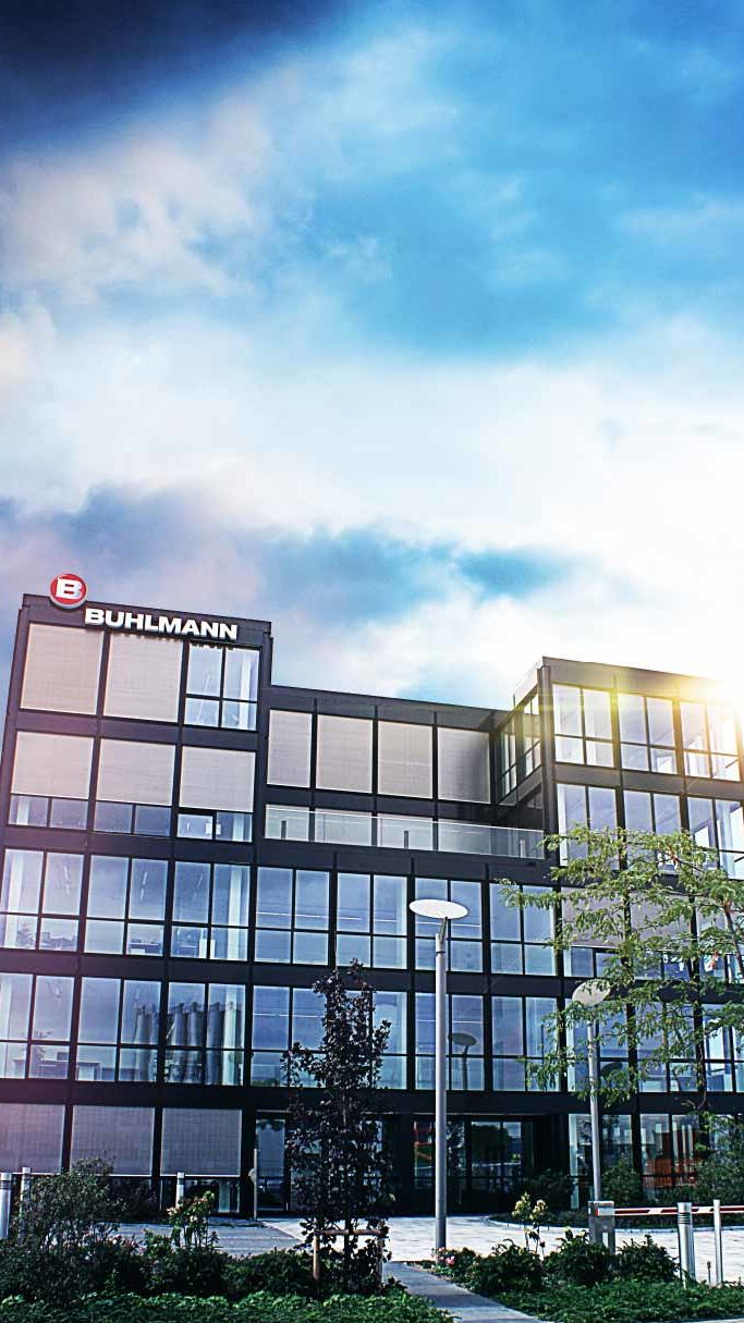BUHLMANN GROUP | Gebäude | Duisburg
