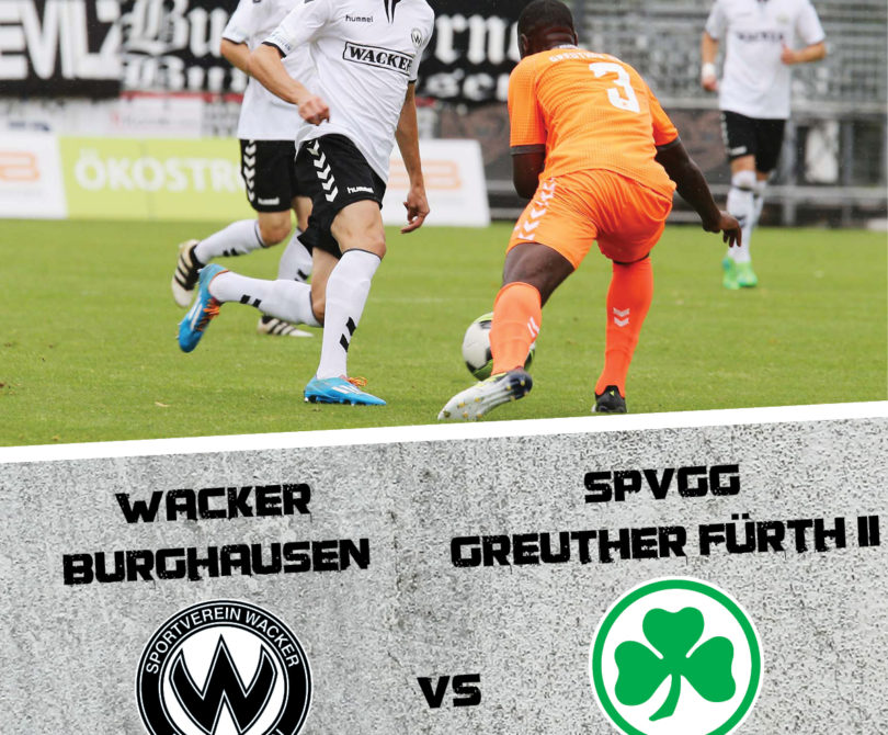 Wacker Burghausen | Sponsor of the Day